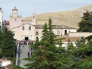 Caggiano - Image: Chiesa S Antonio di Caggiano