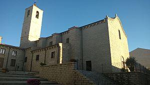 Calangianus - Church of St.Just