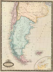 patagonien karte Patagonien – Wikipedia