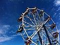 Chile - Puerto Montt 08 -fairground rides (6983571571).jpg
