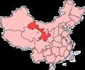 Cam Túc tại Trung Quốc