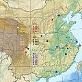China great mountains map zh-CN.jpg