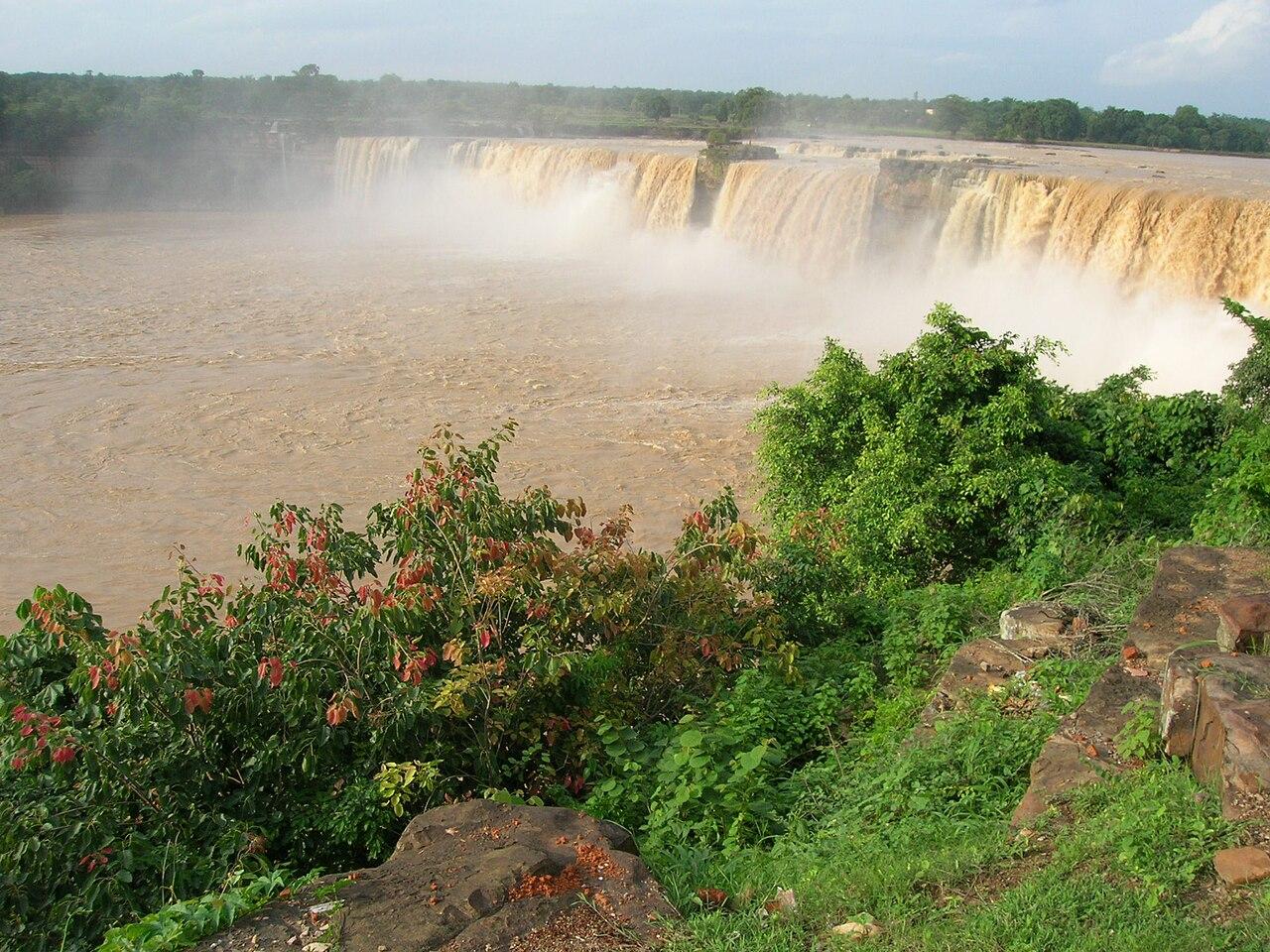 Image result for chitrakoot falls