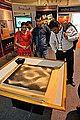 Chladni Pattern - Interactive Science Exhibition - NCSM Stall - Infocom 2014 - Kolkata 2014-12-06 1082.JPG