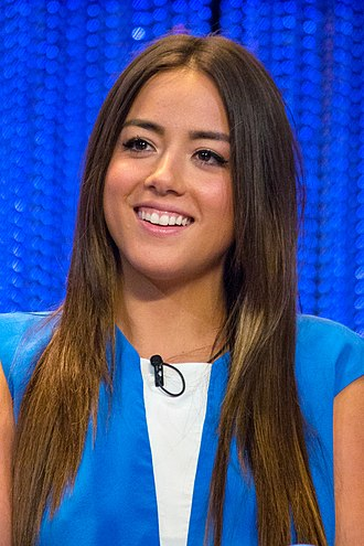 Agents of S.H.I.E.L.D. (season 2) - Chloe Bennet portrays series regular Skye, who is revealed to be a version of Daisy Johnson in the season