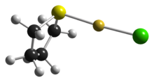 Chloro(tetrahydrothiophene)gold(I)-from-xtal-1993-CM-3D-balls.png
