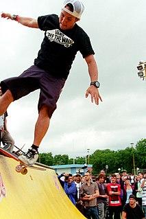 Christian Hosoi American skateboarder