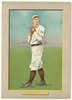 Christy Mathewson, New York Giants, baseball card portrait LCCN2007685630.tif