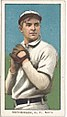 Christy Mathewson, New York Giants, baseball card portrait LCCN2008675155.jpg