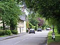 Church Lane, Little Abington, looking east from near St Mary's church - geograph.org.uk - 1347601.jpg