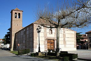 Church in Torrejón del Rey (Guadalajara).jpg