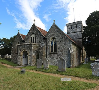Fawley, Hampshire - All Saints, Fawley
