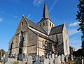 Church of Saint Walburga, Meldert (Aalst, Belgium).jpg