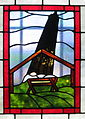 Church of the Ascension (Johnstown, Ohio) - stained glass, The Nativity.jpg