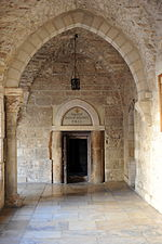 Church of the Nativity in Bethlehem, West Bank