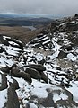 Circular walk from Kinder resv., via Kinder Low, Boe Stool, Kinder Downfall, Kinder Scout, Fairbrook Naze Black Ashop Moor ^ William Clough - panoramio (1).jpg