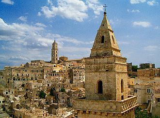European Capital of Culture - Matera (Italy) is the European Capital of Culture for 2019