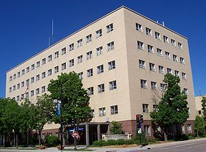 Green Bay, Wisconsin - City Hall