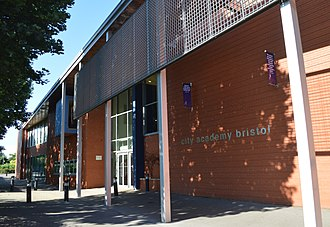 City Academy Bristol - Main building