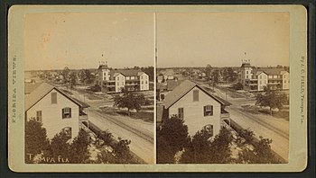 City of Tampa, Florida, by Field, J. C., b. 1845