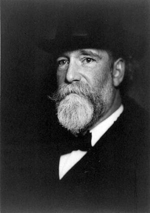 Clarence Eddy - Clarence Eddy (1905), photo by Pirie MacDonald