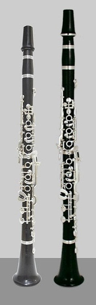 Deutsche Klarinette A und B