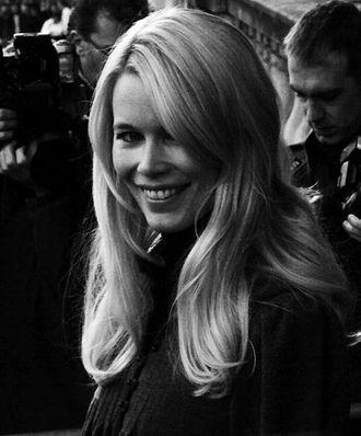 Claudia Schiffer - Schiffer in 2008