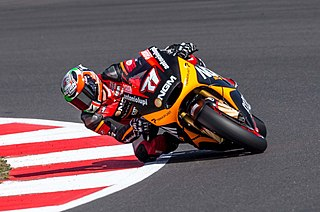 Claudio Corti (motorcyclist) motorcycle racer from Italy