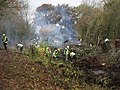 Clearing scrub from the derelict canal - geograph.org.uk - 602258.jpg