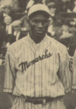 Cliff Bell - Bell at the 1924 Colored World Series