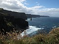Cliffs of Moher - O'Briens Tower bis Hag's End - panoramio.jpg