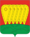 Coat of Arms of Chismenskoe (Moscow oblast).png