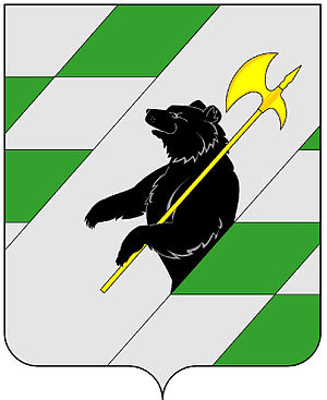 Danilovsky District, Yaroslavl Oblast - Image: Coat of Arms of Danilovsky District of Yaroslavl oblast (2009)