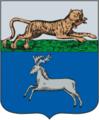 Coat of Arms of Vilyuisk (Verkholensk Yakutia) (1790).png