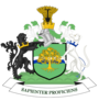 Coat of arms of Nottinghamshire County Council.png