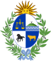 Coat of arms of Uruguay.svg