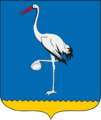 Coat of arms of Zhuravsky (Stavropol krai).png