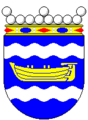 Coat of arms of historical province of Uusimaa in Finland.png