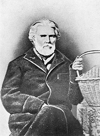 Angus William McDonald - Portrait of Angus William McDonald