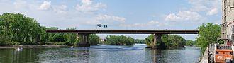 Collar City Bridge - Image: Collar City Bridge
