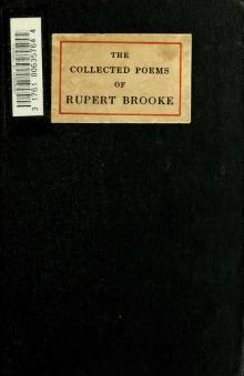 Collected poems of Rupert Brooke.djvu