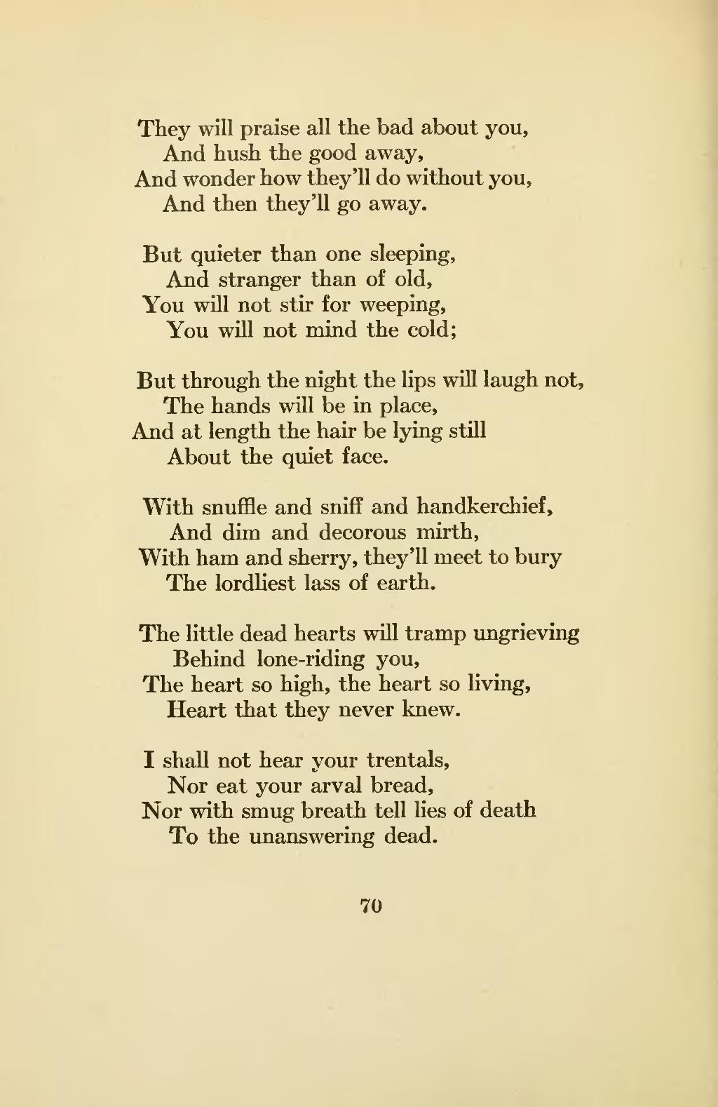 the dead rupert brooke