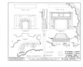 Colonel Charles Williamson House, 839 South Main Street, Geneva, Ontario County, NY HABS NY,35-GEN,2- (sheet 11 of 13).png