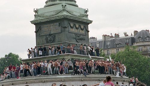 Thumbnail from Place de la Bastille