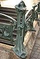 Colonnette de la bouche de métro Place d'Italie côté avenue d'Italie.JPG