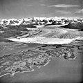 Columbia Glacier, Calving Terminus, Heather Island, August 31, 1984 (GLACIERS 1352).jpg