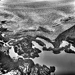 Columbia Glacier, Valley Glacier Edge, Terminus, June 27, 1975 (GLACIERS 1236).jpg