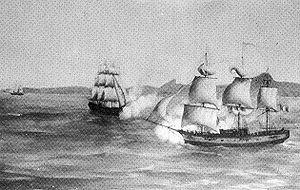 Battle of Punta Malpelo - Image: Combat de Malpelo