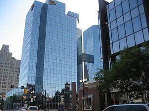 Commerce Place I - Image: Commerce Place Hamilton