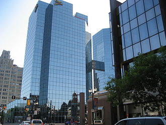 Commerce Place I - Image: Commerce Place Hamilton